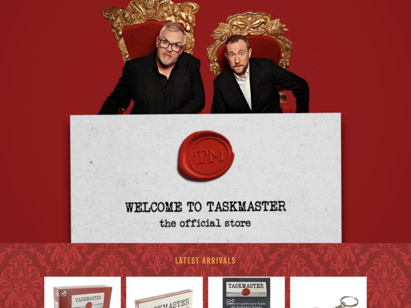 Taskmaster Store