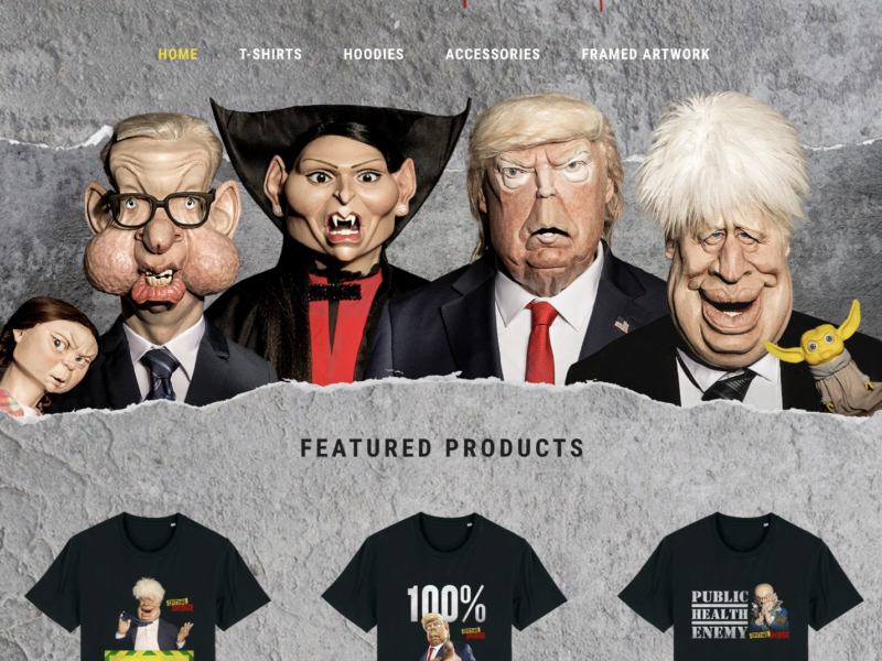 Spitting Image Official Store