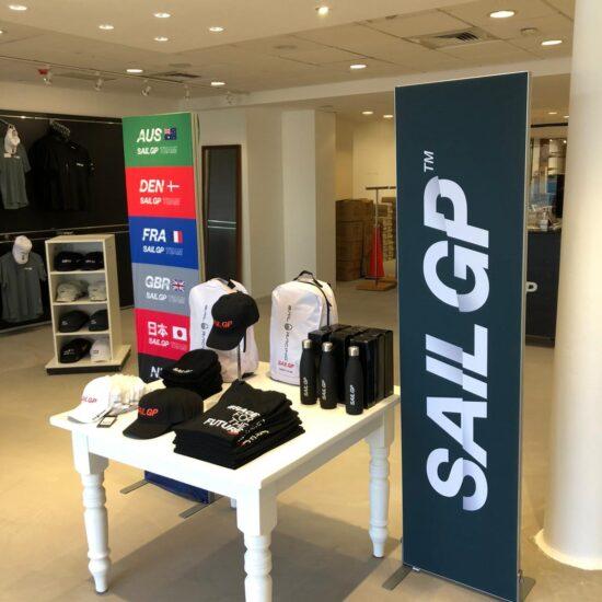 Event Merchandise SailGP Superstore